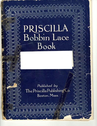 Priscilla Bobbin Lace, 1911