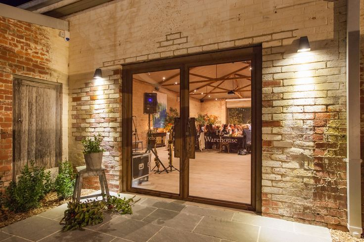 Events and function space #functions #events #thewarehouse #meletos #cafe #yarravalley