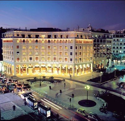 ~Thessaloniki, Aristotelous square~ http://www.house2book.com