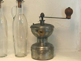 Peugeot vintage French coffee mill