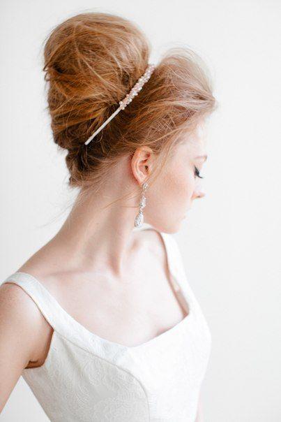 Make-up and Hair.  loveanddiamond.ru #weddinghair #curls #wedding #makeup #wedding #updo #hairstyle
