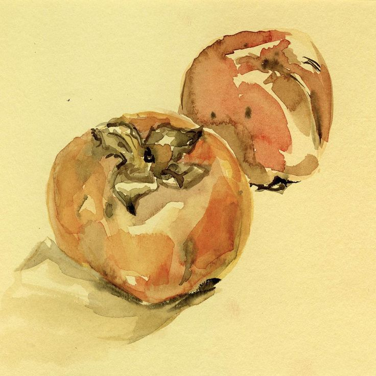 Do you like persimmon as much as I do? :) Have a good morning and awesome day!