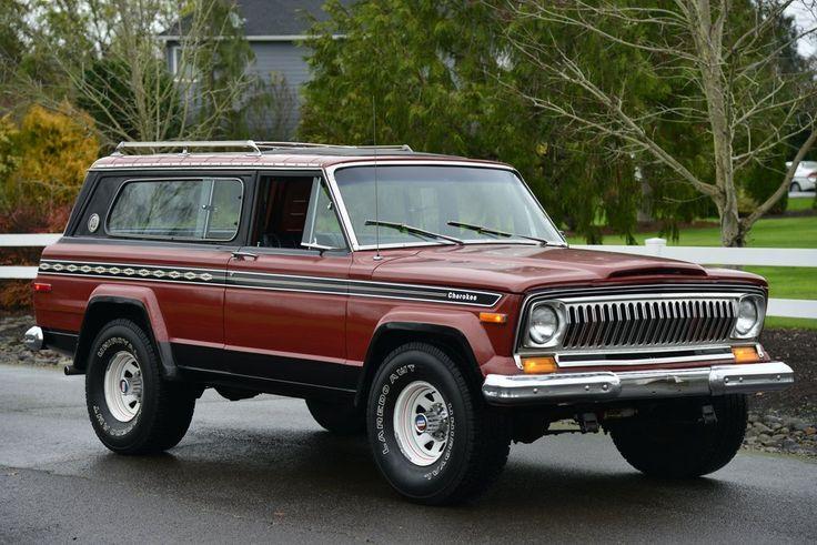 De 25+ bedste idéer inden for Jeep wagoneer på Pinterest ...