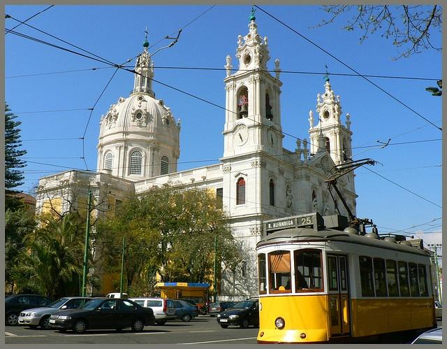 Basílica da Estrela by angelsgermain