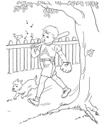 boy coloring page sheets kids coloring pages for boys bluebonkers - Boys Coloring Pictures