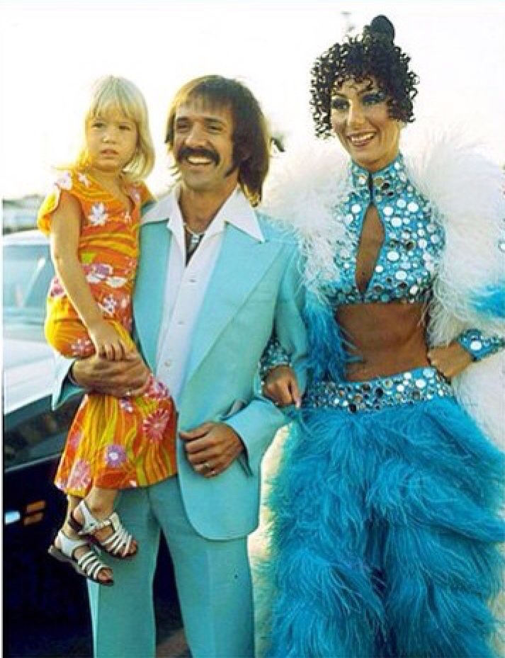 Sonny, Cher and Chas