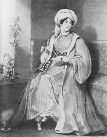 Lady Hester Lucy Stanhope ( 12 March 1776 - 23 June 1839) was a British socialite whose 1815 archeological expedition is considered the first modern excavation in the history of Holy Land archeology.