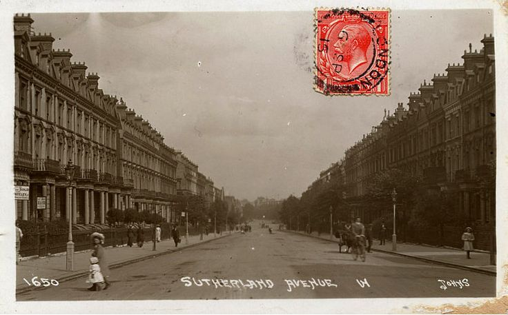postcards maida vale - Google Search