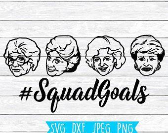 Download Golden Girls Svg, Golden Girls, DXF, SVG, PNG, Golden ...