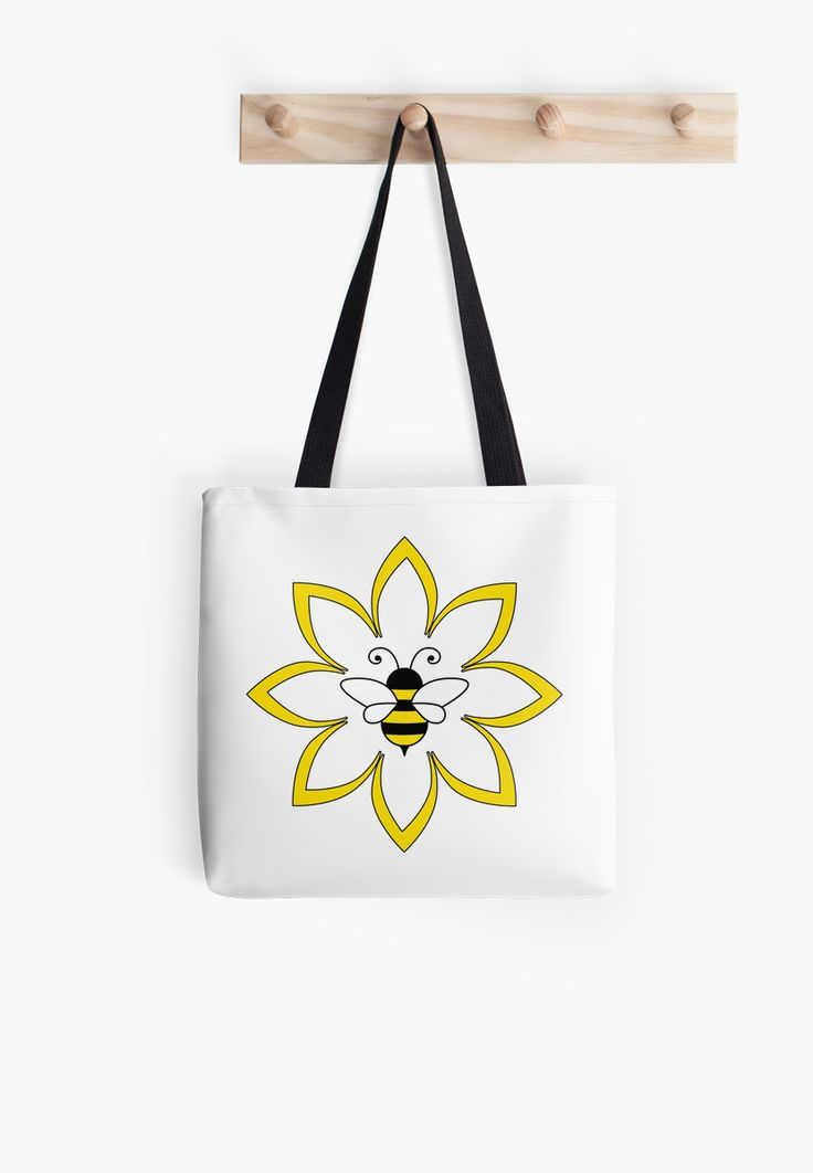 Bee on the flower by Stock Image Folio