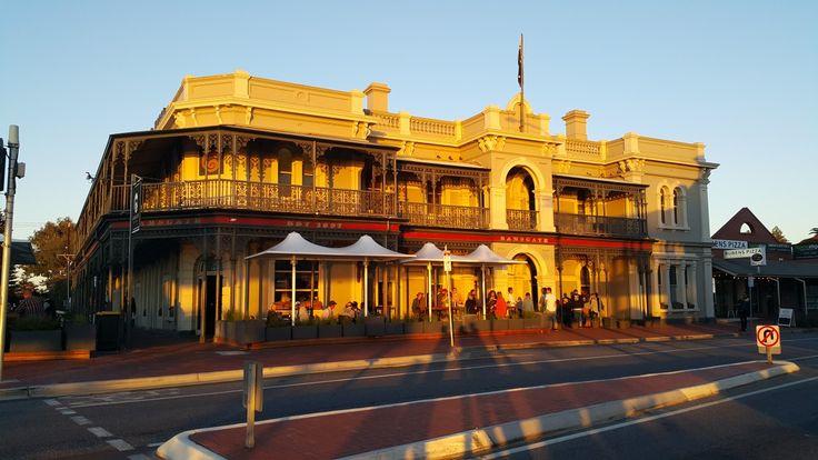 Ramsgate Hotel, Henley Beach  Adelaide, South Australia