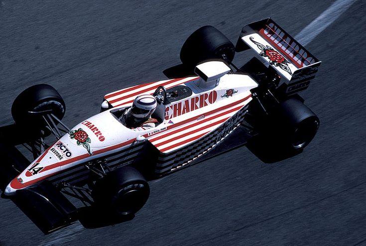 Pascal Fabre (Monaco 1987) by F1-history.deviantart.com on @deviantART