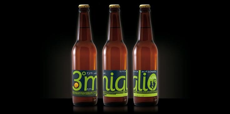 Terzo Miglio - Birrificio @BRurale   Birra dell'Anno 2010  1° Classificata nella categoria Birre ad alta fermentazione fra 12 e 16 plato