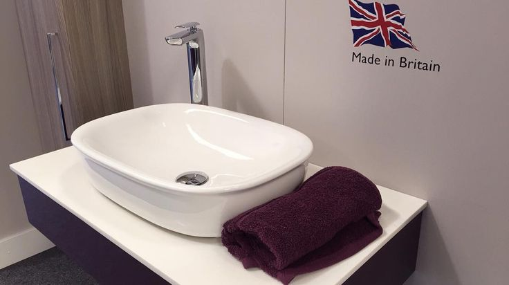 This is our Liberty basin with our Flova tap, both beautiful, we are very proud…