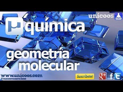 ▶ TREPV Geometria molecular BACHILLERATO QUIMICA - YouTube