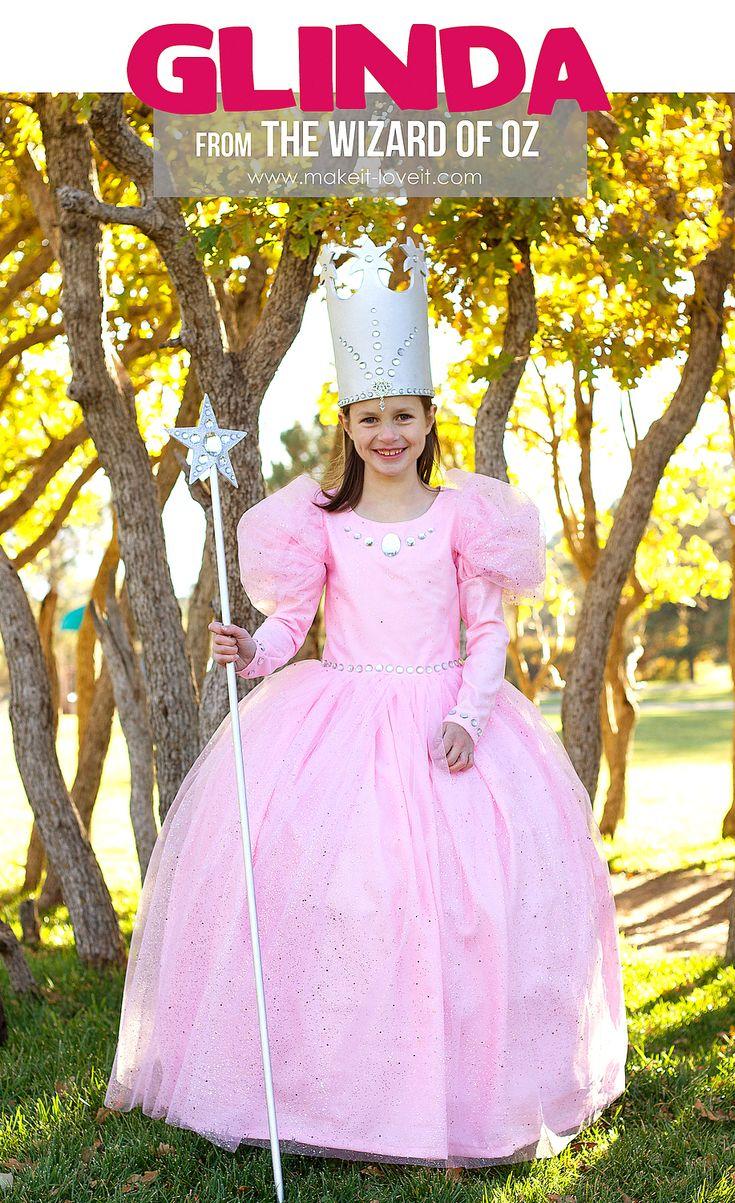 Glinda Good Witch Crown Template
