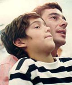 Aryton & Bruno Senna.