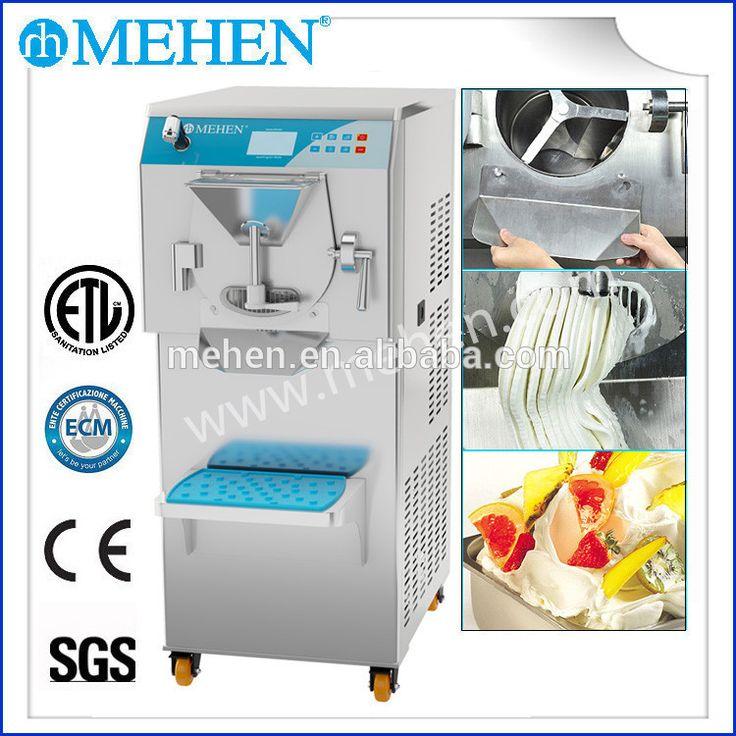 Italian Ice Cream Machine for Shop