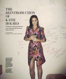 Katie Holmes's Latest Shoot Confirms She's a Fashion Chameleon