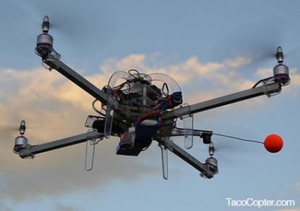 TacoCopter and the Imminent Age of Drones   Institute For The Future