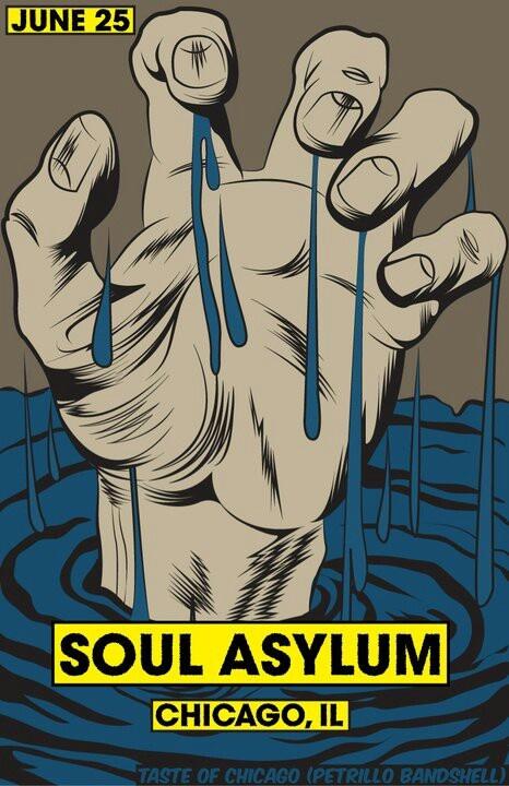 Soul Asylum- Chicago