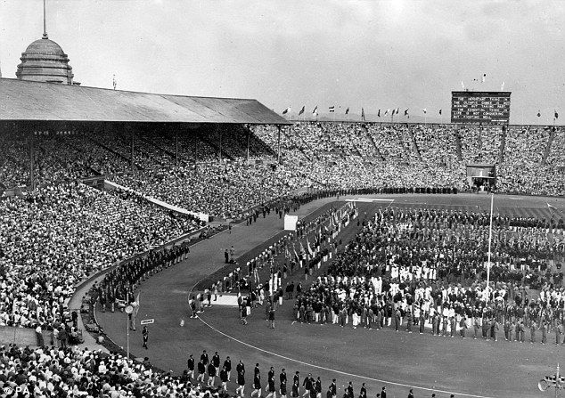 The 1948 London Olympics