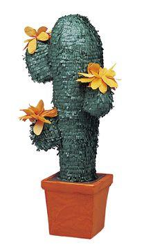 Pentolaccia messicana cactus su VegaooParty, negozio di articoli per feste. Scopri il maggior catalogo di addobbi e decorazioni per feste del web,  sempre al miglior prezzo!