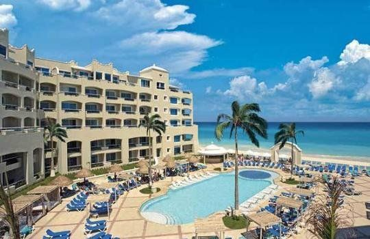 CANCUN- HOTEL GRAN CARIBE RESORT & SPA (ZONA HOTELERA) (5*)