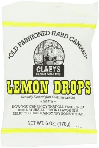 Claeys Candies was established in 1919 with a commitment to quality that continues today. Through three generations of candy makers, Claeys has gained a reputation for producing smooth textured, deliciously flavorful old-fashioned hard candies. Old fashioned Lemon Drops.