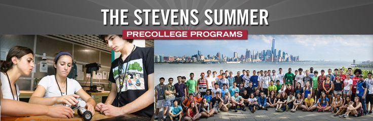 The Stevens Summer | Stevens Institute of Technology