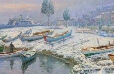 Türk ressamların manzara resimleri tabloları