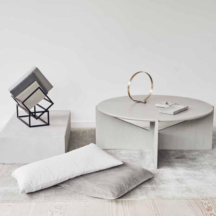 Designstuff offers a range of Scandinavian furniture including this beautiful beechwood coffee table by Kristina Dam Studio, Dennmark.