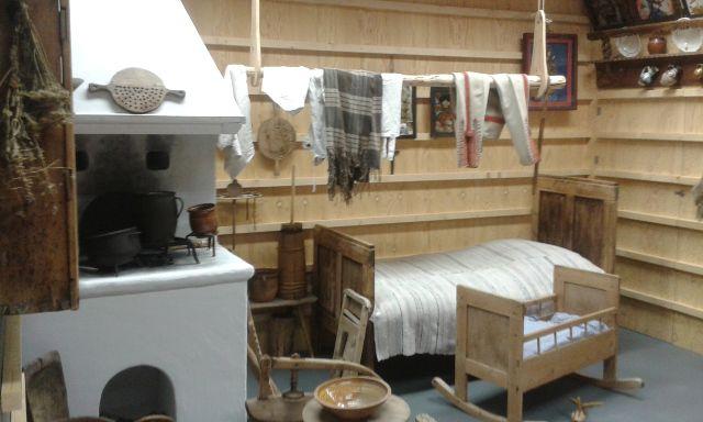 Szczawnica muzeum chata góralska