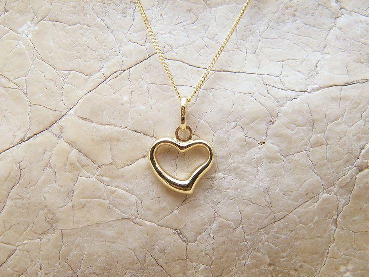szív arany nyaklánc - Google keresés