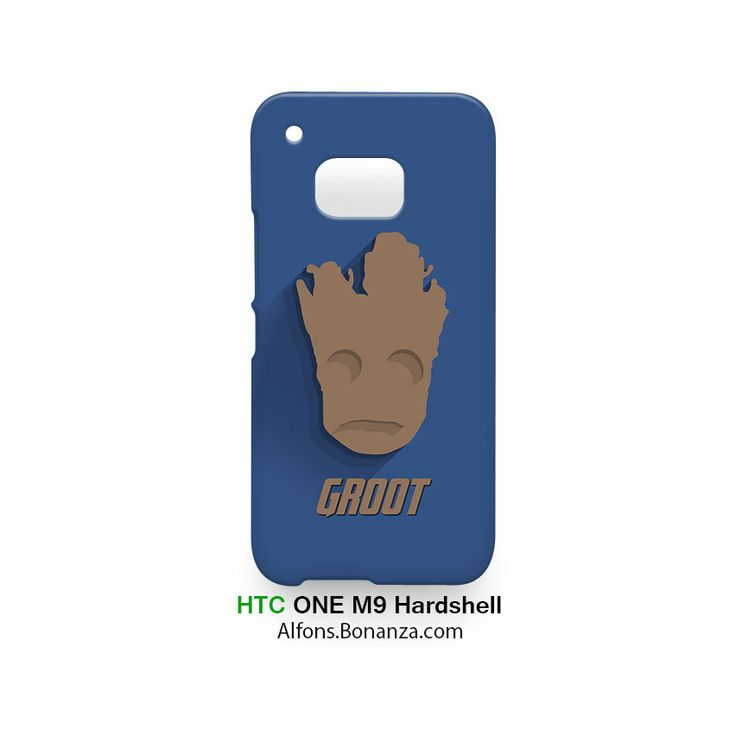 Groot Superhero HTC One M9 Hardshell Case