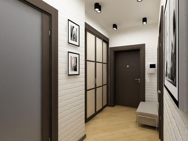תוצאת תמונה עבור белые кирпичные стены в интерьере