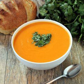Thai Sweet Potato Soup (foodgawker » Vegan)