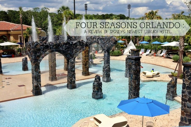 Four Seasons Orlando Review: Disney's Newest Luxury Hotel
