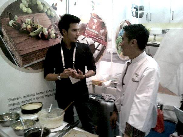 ChefMate in FHA, Singapore