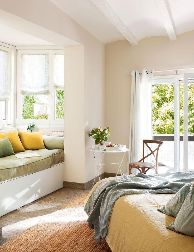 Las 25 mejores ideas sobre habitaciones de color verde for Ideas para reformar un piso antiguo