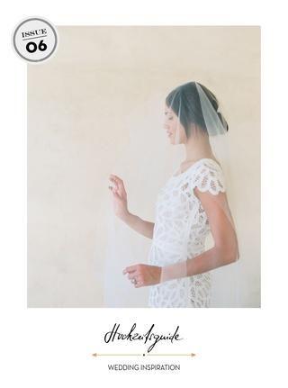 Wedding Inspiration Hochzeitsguide Nr.6