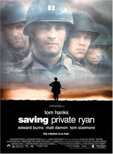 Saving Private Ryan (1998) - duty, honor, and country... its a calling