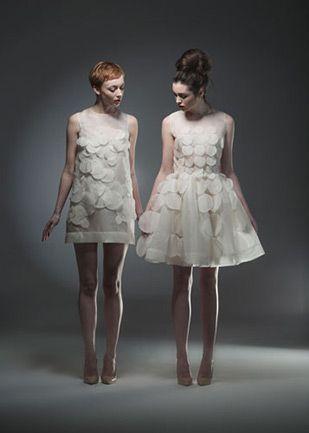 Beautiful #BridesMaidDresses by #HelenCody #BridalCollection 2014