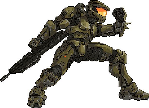 halo-spartan-assault-microsoft-studios-343-industries-ipad-iphone-windows-apps-xbox-360-one-action-shooter-pixel-art-xtreme-retro