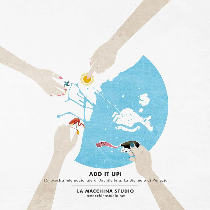 """Add it up"" 15. Mostra Internazionale di Architettura, La Biennale di Venezia, 2016"