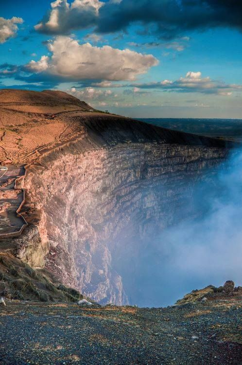 Masaya Volcano, Nicaragua.