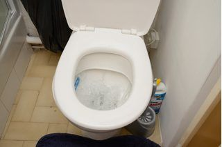 How to Get Rid of Urine Odor in the Tile Around a Toilet