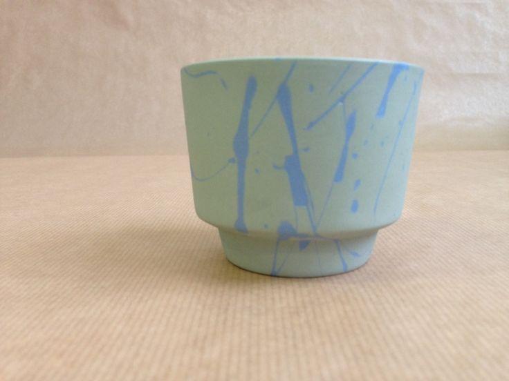 koffie+kopje+van+Inge+Simonis+ceramic+design+op+DaWanda.com