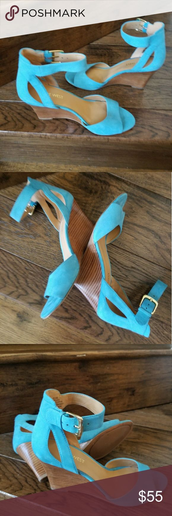 Best 25 Blue Wedges Ideas On Pinterest Colorful Wedges