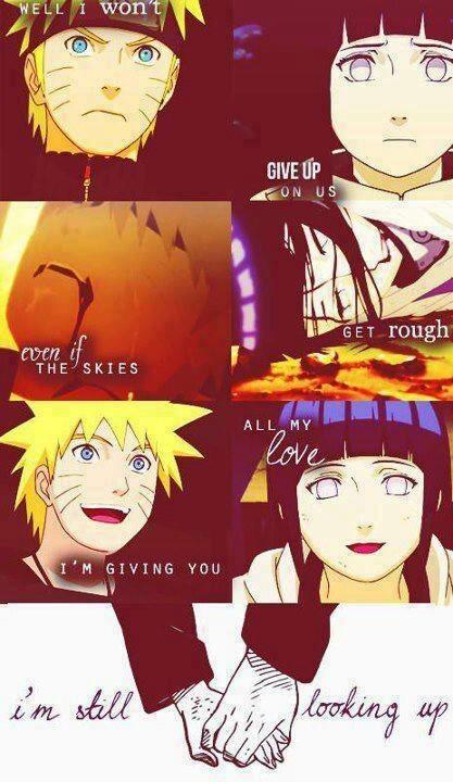 Naruto & Hinata Someone combined naruto and jason mraz i love him/her